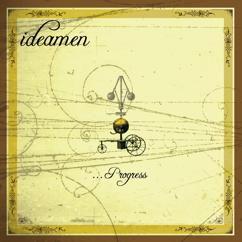 Ideamen Progress album cover