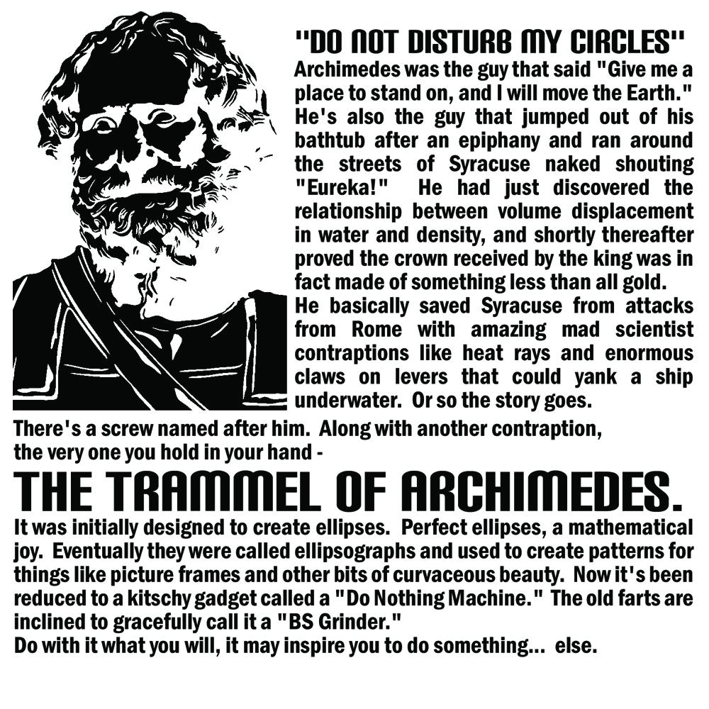 Archimedes Trammel