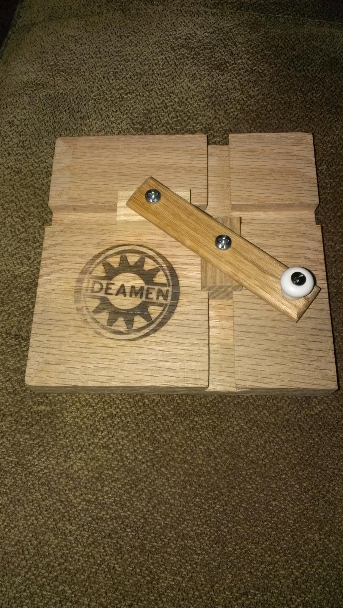 Archimedes Trammel - Fan Image