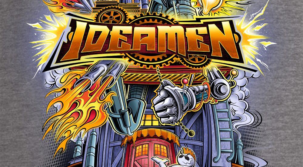Ideamen Factory Art